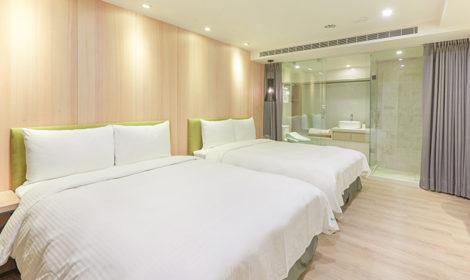 Standard Quardruple Room