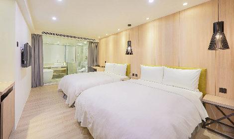 Superior Quardruple Room